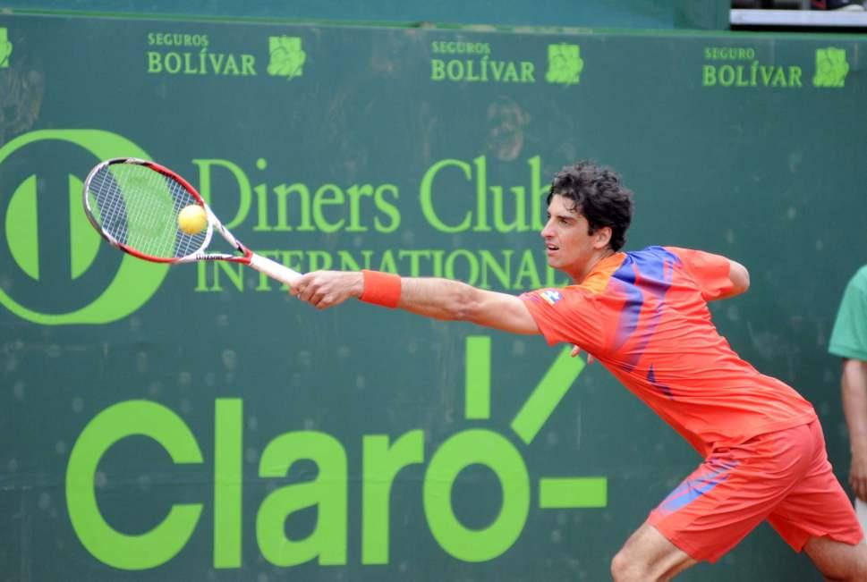 Caleños protagonistas en las finales del Seguros Bolívar Open 2013