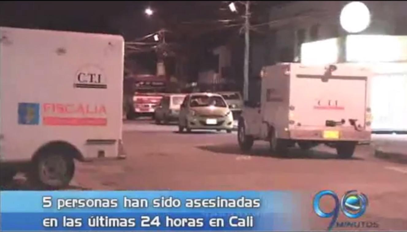 Ataque de sicarios en zona de patrullajes conjuntos entre Ejército y Policía