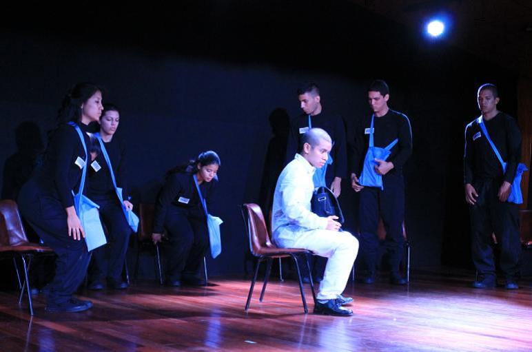 Hoy será la clausura del Festival Nacional de Teatro Universitario