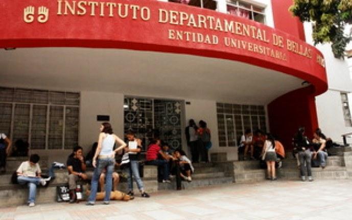 Instituto Departamental de Bellas Artes tendrá matrícula gratis en próximo semestre 2020