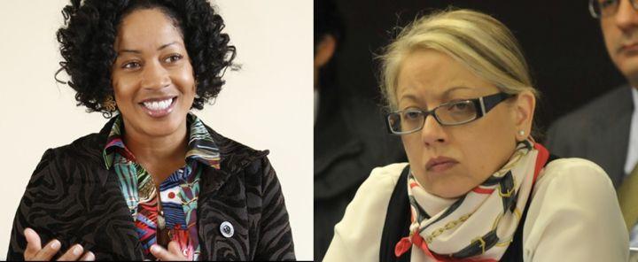 Estas dos mujeres apoyarán los diálogos de paz en Cuba