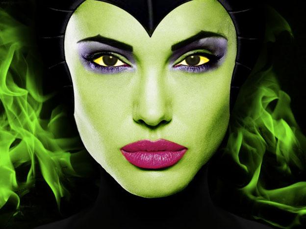 Angelina Jolie es Maléfica en nueva película de Disney