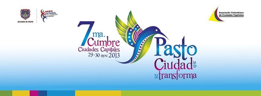 VII Cumbre de Ciudades Capitales se realiza esta semana en Pasto