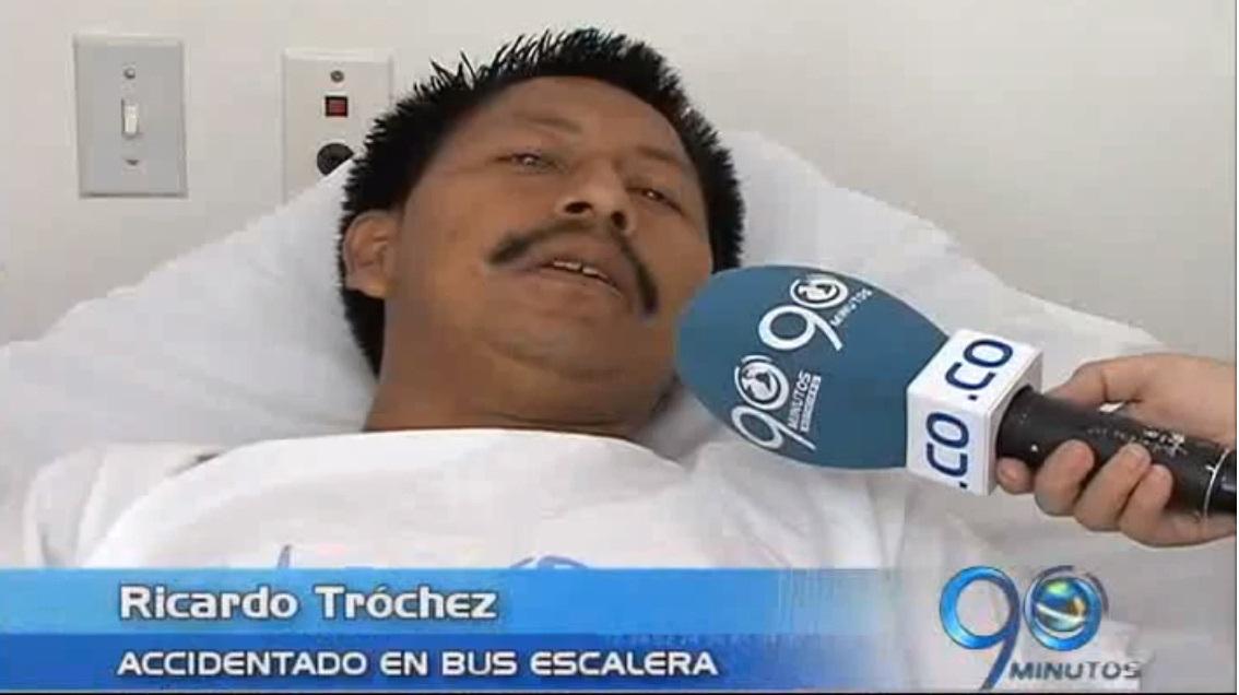Accidente de chiva: Dos heridos se recuperan en el HUV