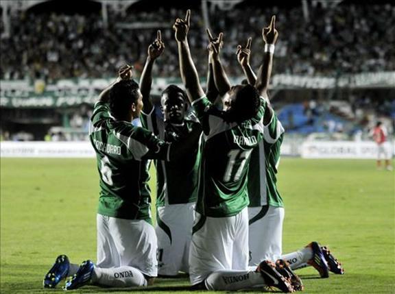 Deportivo Cali obtuvo puntuación perfecta en la primera vuelta.