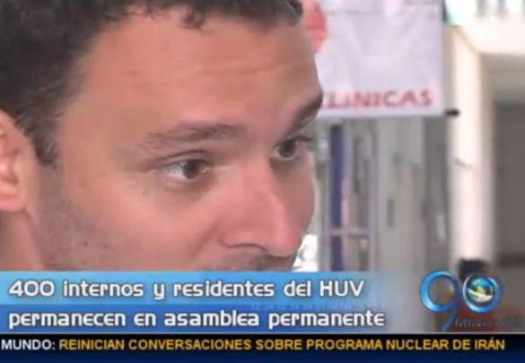 Crisis de la salud en Cali: El sufrimiento de los pacientes del HUV