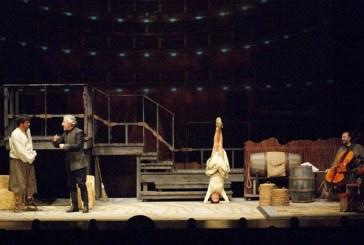 'Don Quijote' dejó La Mancha para danzar al mejor estilo del ballet