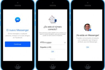 Facebook Messenger estrena interfaz inteligente