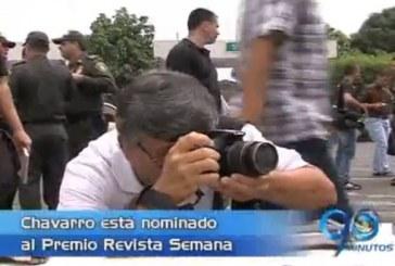 Fotógrafo caleño nominado al Premio Semana