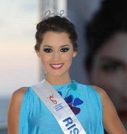 Risaralda es elegida como el mejor rostro de Srta. Colombia