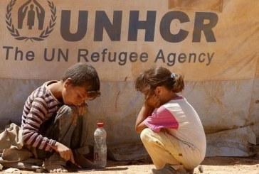 Alarmantes cifras de niños sirios refugiados y sin padres