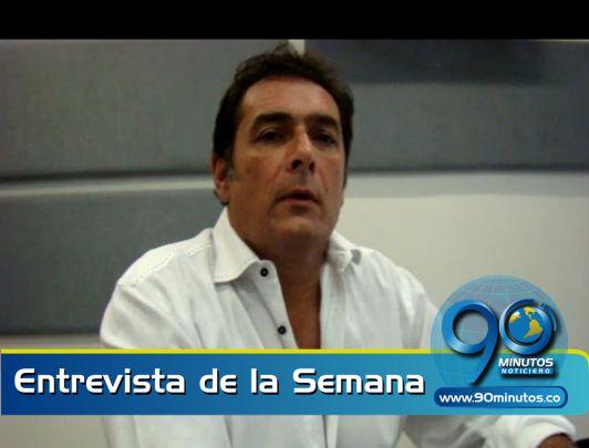 """Oreste Sangiovanni: """"En América no hay un peso"""""""