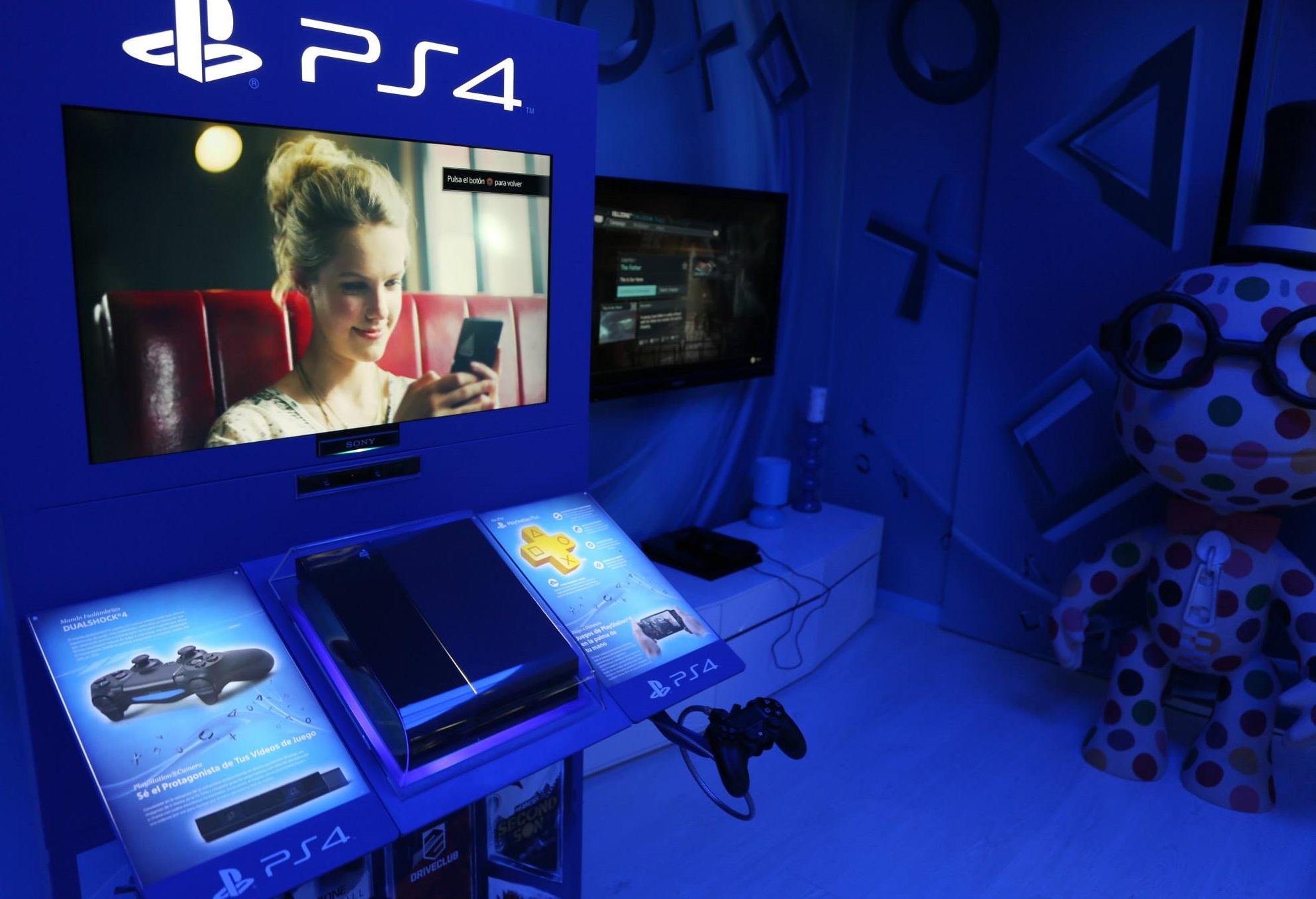 Sony lanza la nueva versión de PlayStation en Latinoamérica