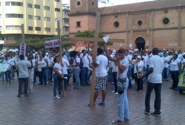 Candelaria pide a agua potable a gritos