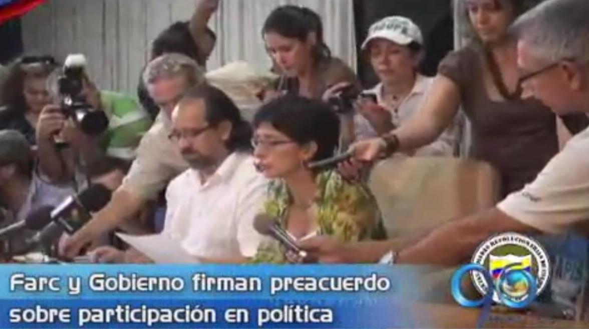 Reacciones a firma de preacuerdo entre las Farc y el Gobierno