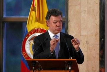 Presidente Santos no está de acuerdo con destitución de Superintenente