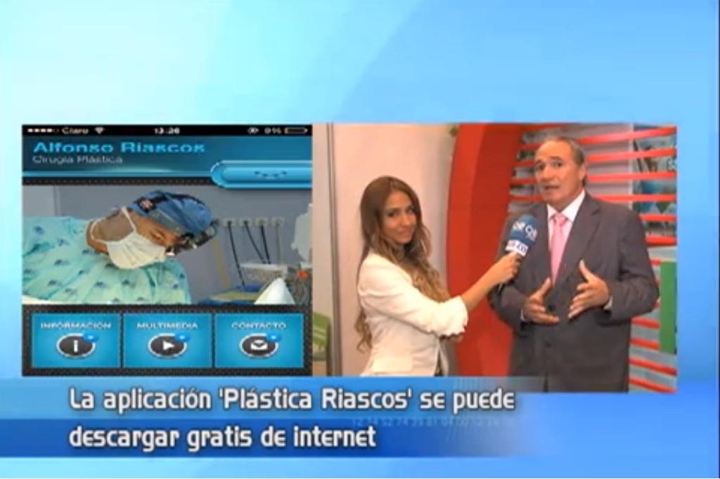 Avances de la cirugía plástica de la mano con la telefonía móvil