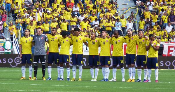 Colombia se mantuvo cuarto en el Ranking mundial de la FIFA