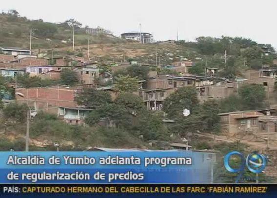 Alcaldía de Yumbo adelanta programa de titulación de predios