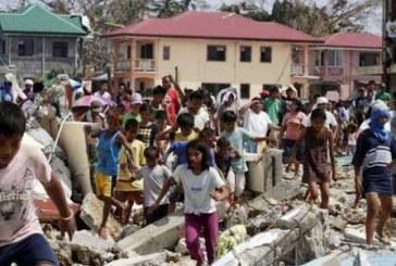 Filipinas clama ayuda humanitaria en medio del desatre