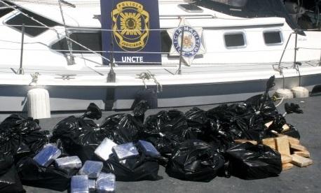 Tráfico de drogas recibe duro golpe en dos países ibéricos