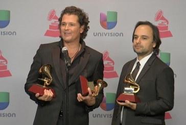 Colombia se llevó a casa 8 Grammys Latinos