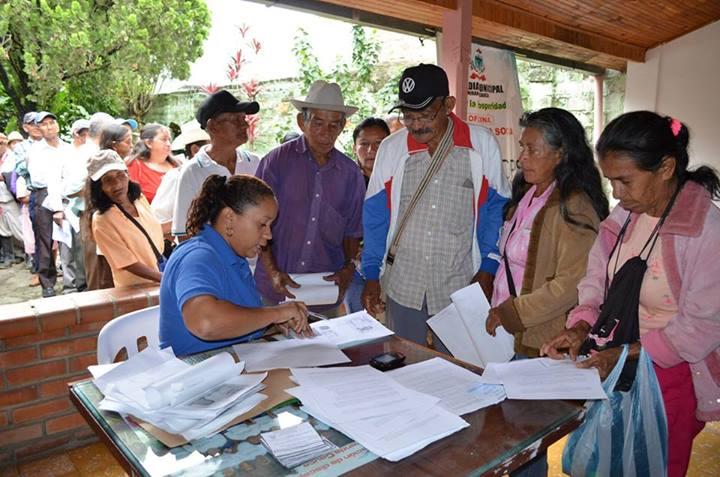 145 adultos mayores de Miranda recibirán auxilios económicos