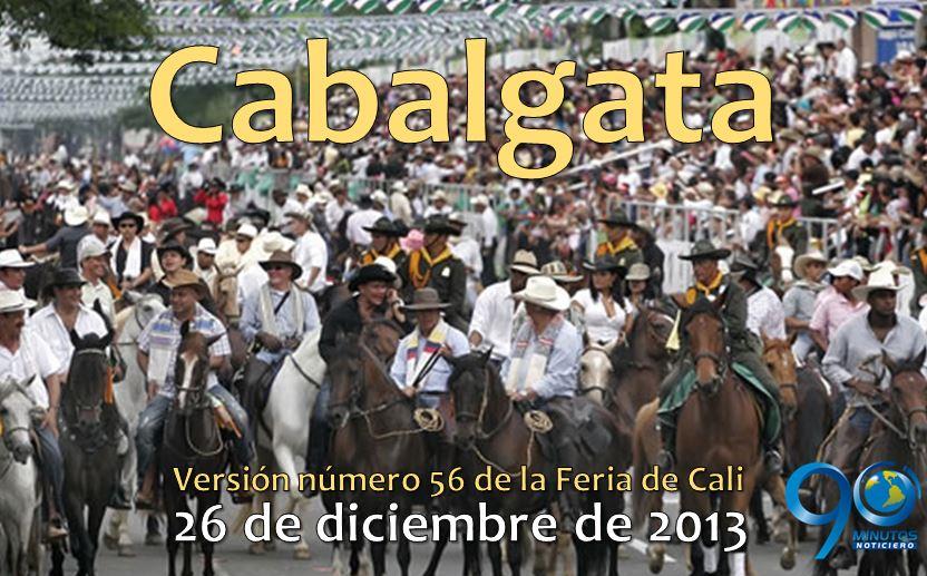 Prográmese para el segundo día de la Feria de Cali