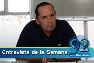 """""""No sé qué tenga el Personero contra mí"""": Alberto Hadad"""