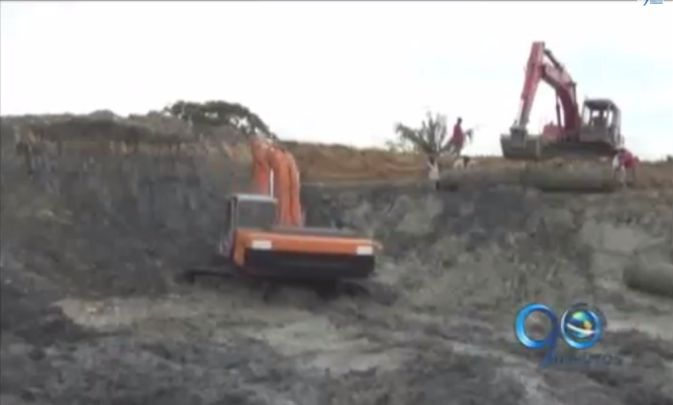Derrumbe deja sin agua a Buenaventura