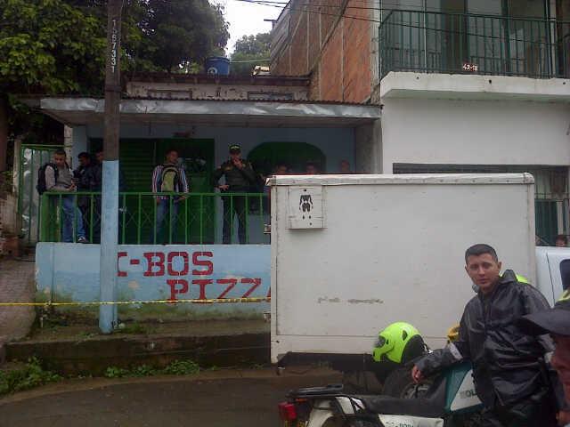 Autoridades investigan crimen pasional en Montebello