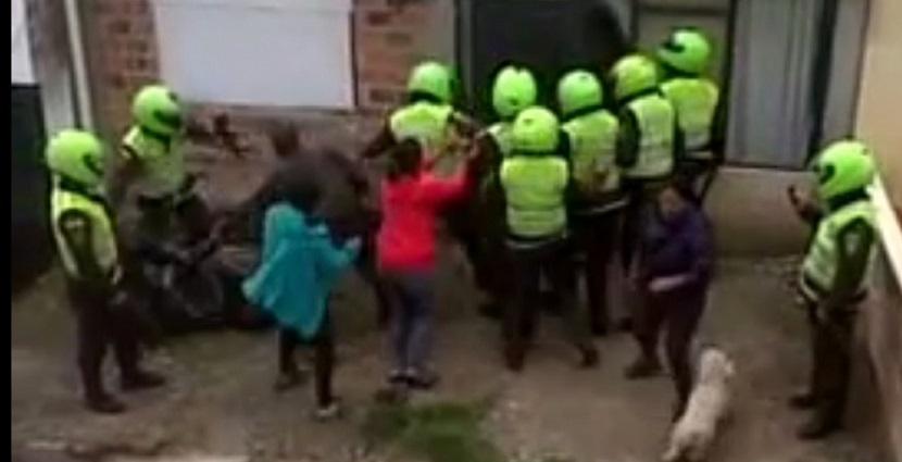 Policía de Nariño se disculpó por abuso de autoridad