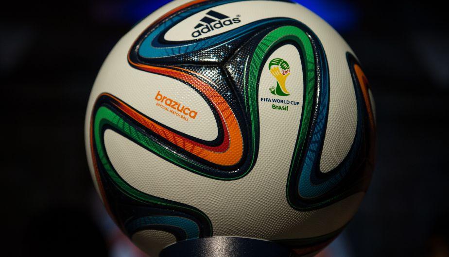 En Brasil se jugará con Brazuca, el balón más liviano de los mundiales