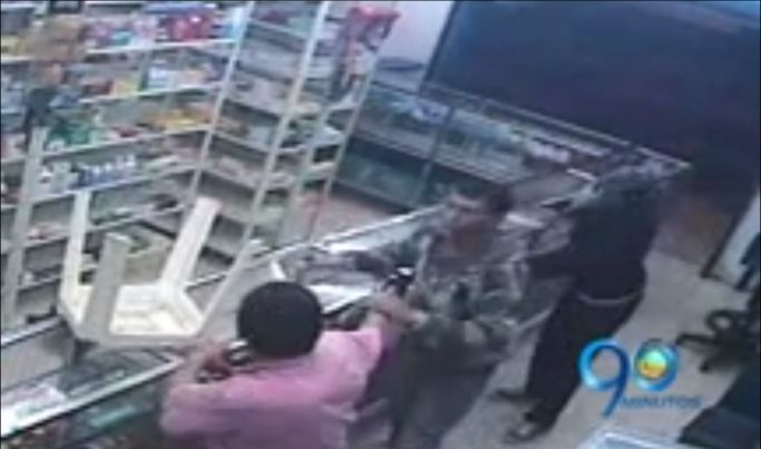 Tres hombres de una banda delincuencial fueron detenidos en Cartago