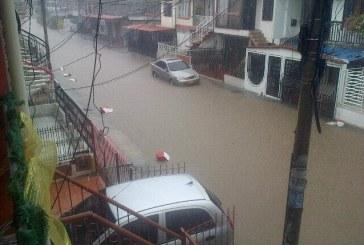Emergencias por lluvias en Cali
