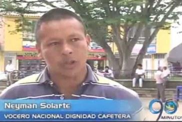 Cefeteros del Norte del Cauca se unirán a la toma de Bogotá