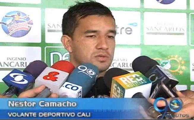 Deportivo Cali ya se encuentra en Medellín para el segundo juego de la final