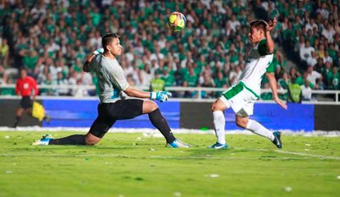 Especial Deportivo Cali: Crónica de los primeros 90 minutos
