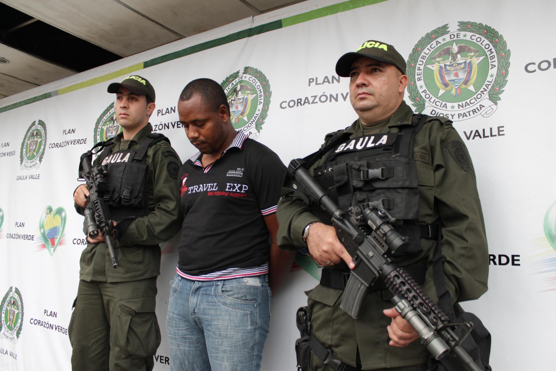 Capturan otra persona por la desaparición del profesor Óscar Sierra
