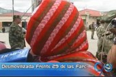 Ejército capturó a médico del Frente 29 de las Farc en Nariño