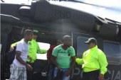 Siete guerrilleros capturados en Chocó y Antioquia