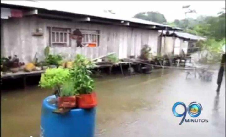 Invierno ha dejado 900 familias damnificadas en Buenaventura