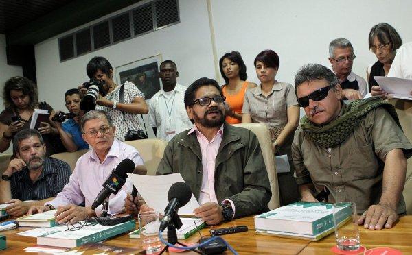 Negociadores de las Farc solicitados en extradición por EE.UU