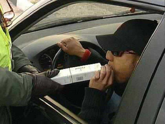 Disminuyen los ebrios al volante tras la nueva ley