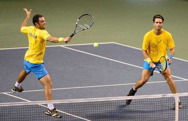 Tenistas colombianos viajarán a torneos en época de fin de año