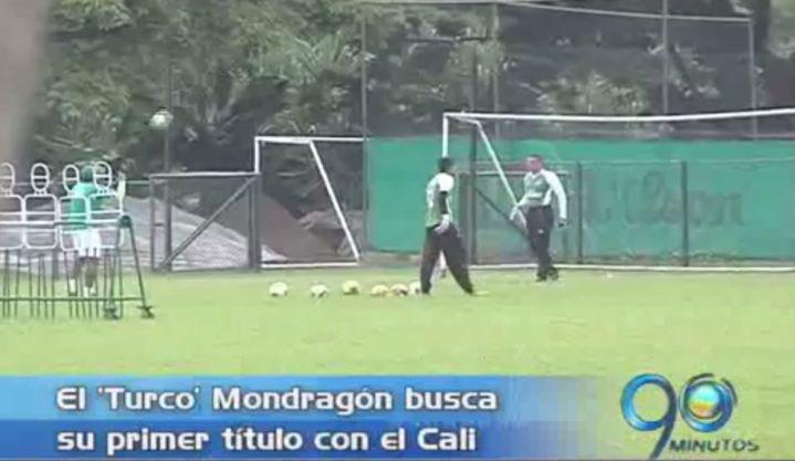 Deportivo Cali: Faryd Mondragón jugará su primera final en Colombia