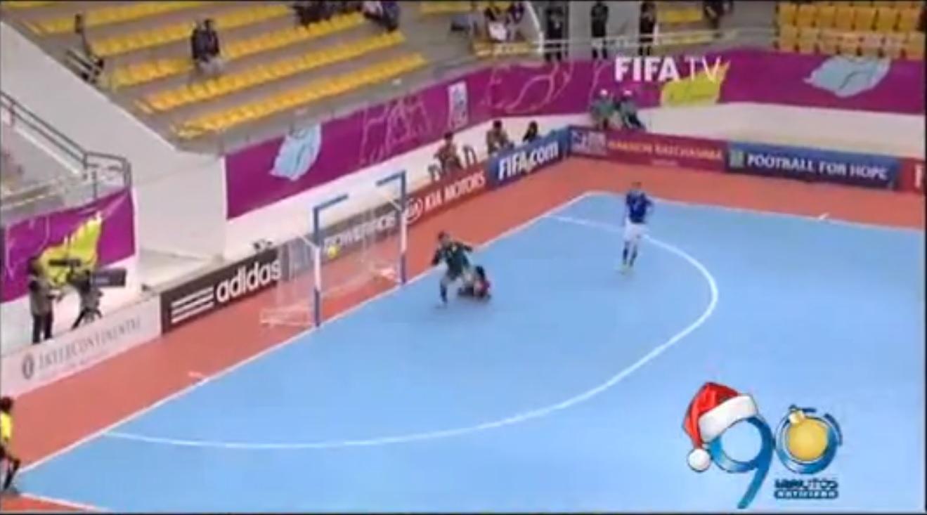 Cali sueña con ser la sede del Mundial de Futsal FIFA 2016
