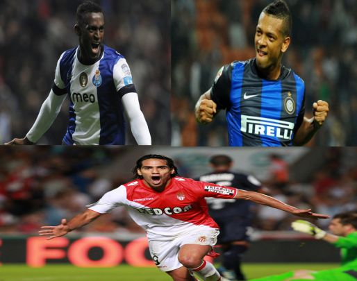 Falcao, Guarín y Jackson en la mira del Chelsea de Mourinho