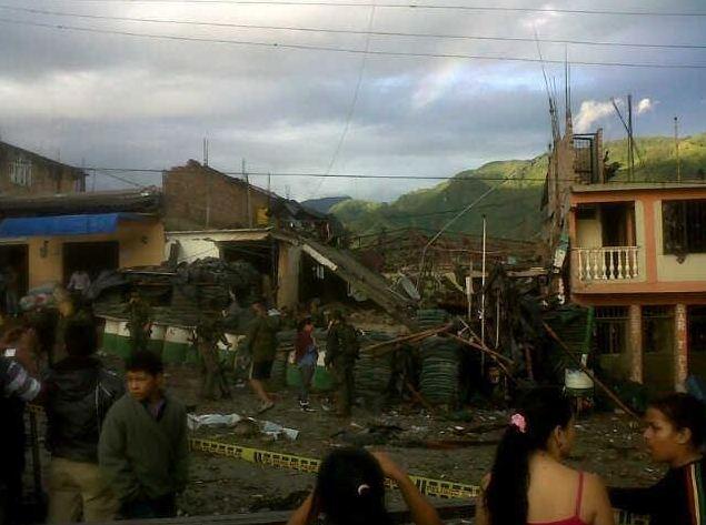 Presidente Santos anunció consejo de seguridad esta tarde en Popayán.