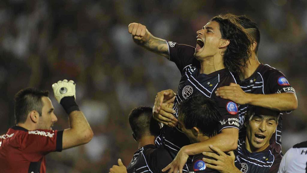 Lanus es el nuevo rey de la Sudamericana tras vencer a Ponte Preta
